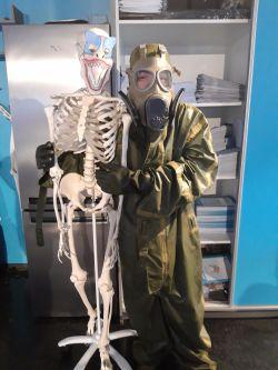 Zpráva z Černobylu