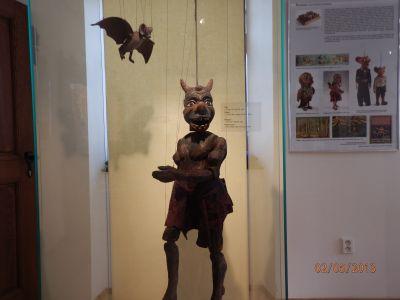 Návštěva v galerii Belvedér.