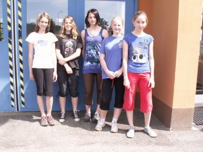 Hlídky mladých zdravotníků 2011.
