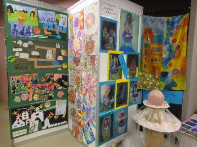Výstava výtvarných prací 2016