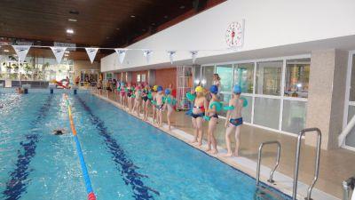 Plavecký výcvik II.A a III.A