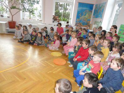 Sbor v MŠ Montessori 2016