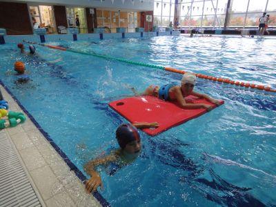 Plavání 2012.