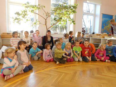 Sbor v MŠ Montessori 2015
