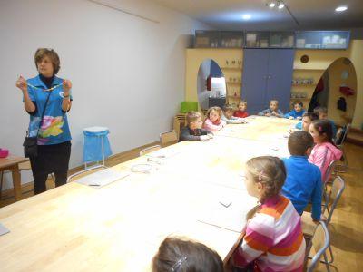 Vzdělávací a rukodělný program