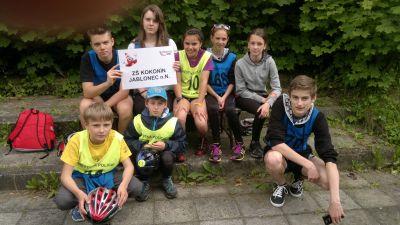 Soutěž mladých cyklistů 2014