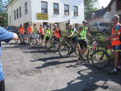 Cykloexkurze 2012