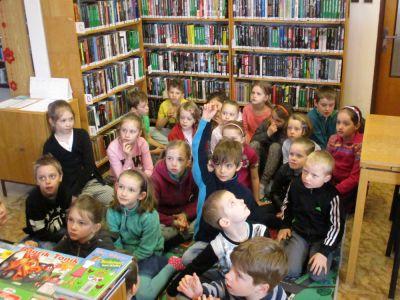 II.B v knihovně