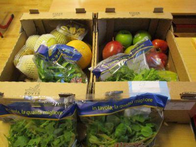 Ochutnávka exotického ovoce a zeleniny