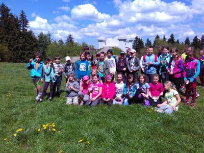 Lesní pedagogika ve IV. a V.B