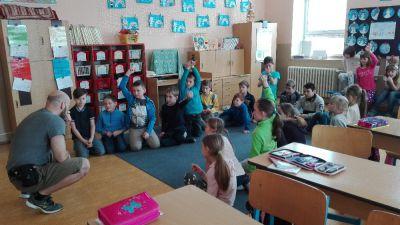 Sebeobrana a bezpečnost žáků