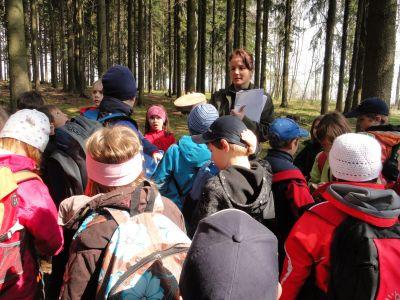 Lesní pedagogika.