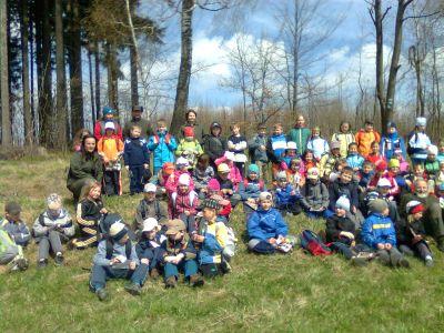 Lesní pedagogika 2012