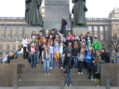 Exkurze do Prahy 2012