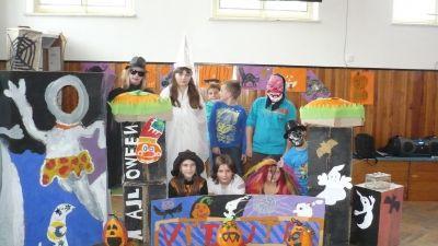 Halloween 2013 ve ŠD