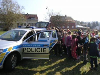 Policie se představuje