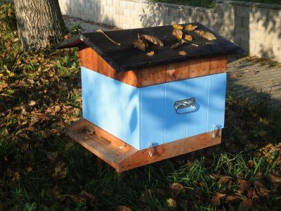 Svět včel-ekolog. výchova.
