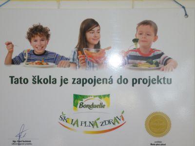 Školní jídelna 2011-2012.
