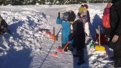Zimní olympiáda 2017 ve ŠD