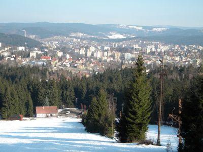 Zimní den 2011.