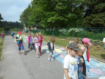 Den dětí v I.B