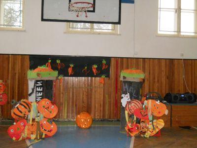 Halloween 2012 ve ŠD