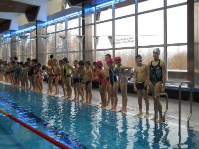 Okresní finále v plavání 2013