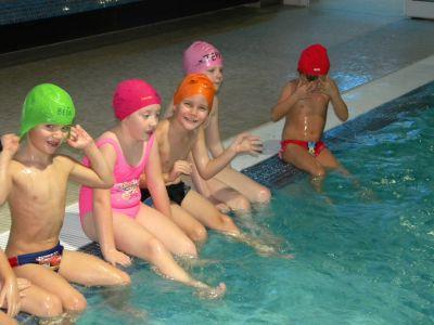 Plavecká výuka 2011-2012.