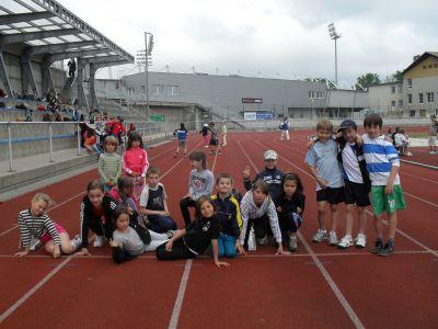 Atletický trojboj 2011.