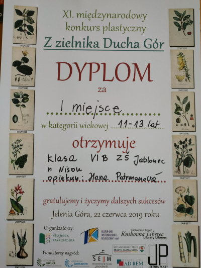 Z Krakonošova herbáře