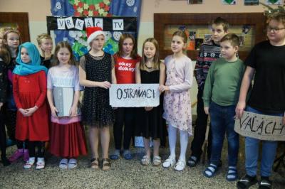 Vánoce na Vrkoslavicích