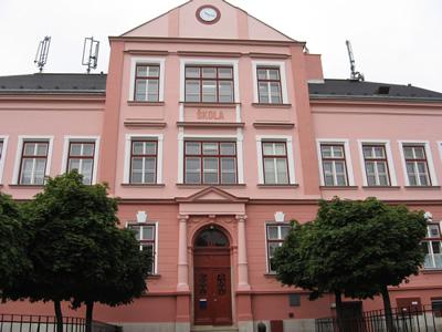 Budova Janáčkova