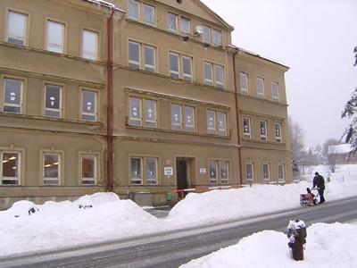 Budova Rychnovská 215