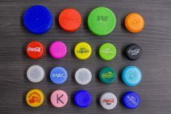 Sběr plastových víček