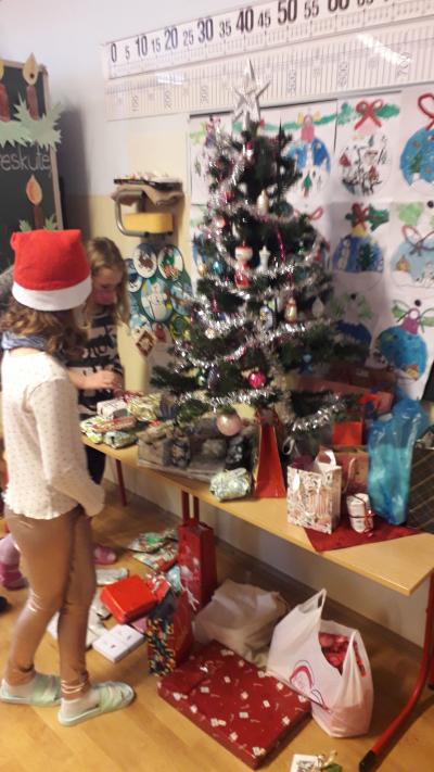 Vánoční pohoda ve 3.B
