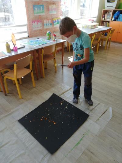 Den Země ve školní družině