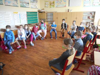 Hasík ve druhých třídách